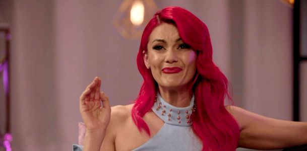 Dianne Buswell breaks down in tears as she recalls special moment on Strictly Come Dancing: The Professionals