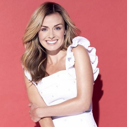 Katherine Jenkins was mugged after trying to save an elderly woman from being robbed