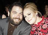 Adele splits from husband Simon Konecki three years after marrying in secret