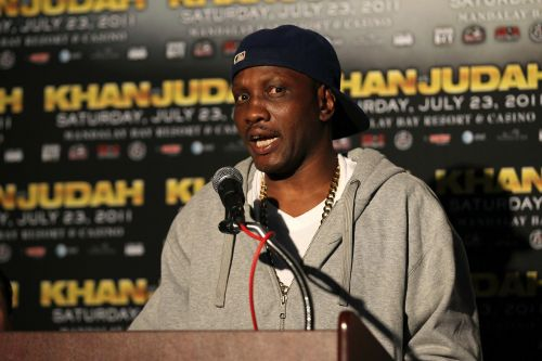 Boxing legend Pernell 'Sweet Pea' Whitaker dies aged 55
