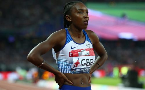 British sprinter Bianca Williams accuses Met Police of racial profiling after being forcibly removed from car in front of three-month-old son