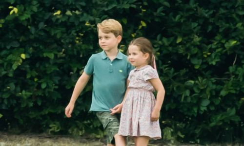 Prince George and Princess Charlotte enjoy day out with their grandparents - all the details