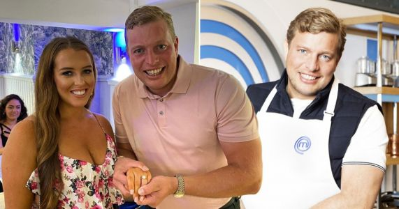 Celebrity Masterchef and The Apprentice star Thomas Skinner announces engagement to pregnant girlfriend