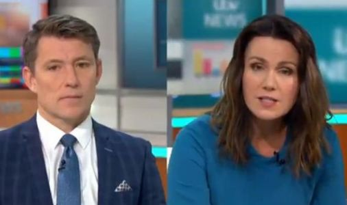 'Why give hard-earned money to China!? It's immoral!' Fiery foreign aid row erupts on GMB