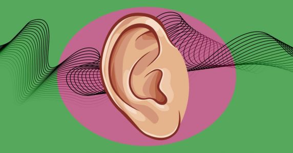 Only a percentage of the population can make this sound in their ear. Can you?