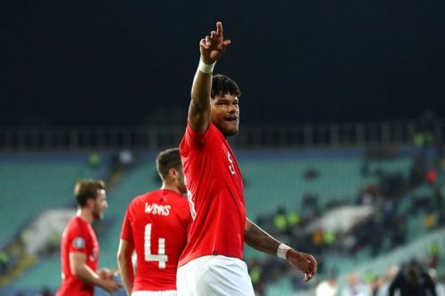 Tyrone Mings stands proud on England debut despite ambush by racist pond life