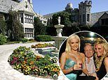 Holly Madison details 'contemporary' female GHOST she saw at the Playboy Mansion