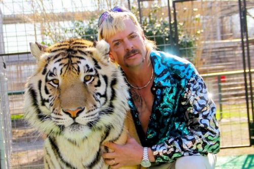 Tiger King's Joe Exotic 'hospitalised after contracting coronavirus in prison'