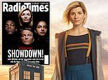 Jodie Whittaker says she pretended to forget lines during Mandip Gill's final Doctor Who audition