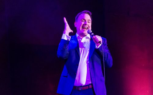 Matt Forde, Brexit: Pursued by a Bear review, Soho Theatre: the comedian that the next Labour leader could learn a lot from