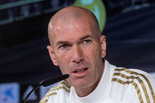 Real Madrid boss Zidane responds to news Lionel Messi could leave Barcelona