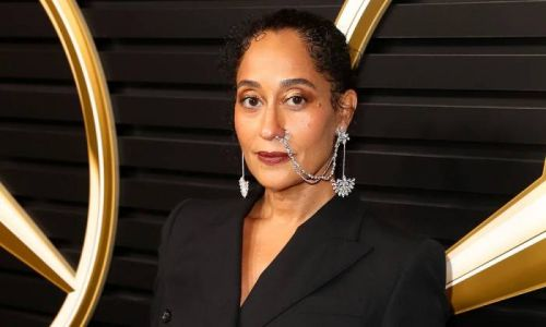 Tracee Ellis Ross' 'grandma sneakers' are causing a stir