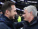 Jose Mourinho admits he's 'sad' that Frank Lampard has been sacked by Chelsea after just 18 months