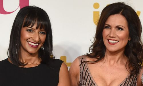 Ranvir Singh reveals Susanna Reid gave her this warning about Strictly
