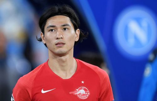 Jurgen Klopp provides update on Liverpool's move for Salzburg star Takumi Minamino