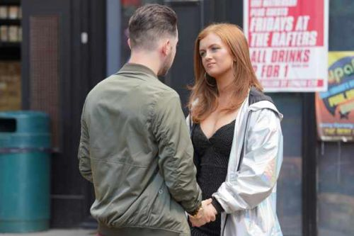 EastEnders: Tiffany in danger as bad boy Jagger forces her into crime