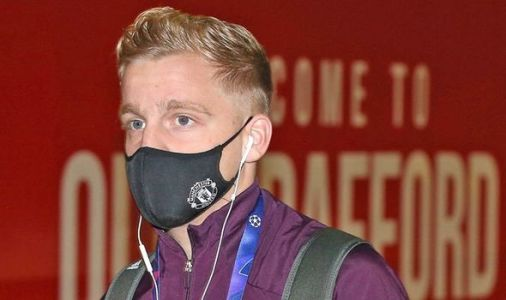 Man Utd boss Ole Gunnar Solskjaer explains dropping Donny van de Beek for PSG clash