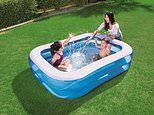'Hot weather saviour': The bestselling Bestway Family Pool is now on Amazon for only £19.99