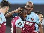 Michail Antonio hails West Ham for overcoming controversy to record victory over Chelsea