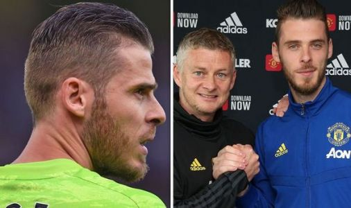What David De Gea told Ole Gunnar Solskjaer after signing new Man Utd contract