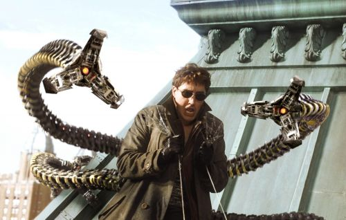 Alfred Molina officially confirms his return as Doctor Octopus in next 'Spider-Man' film