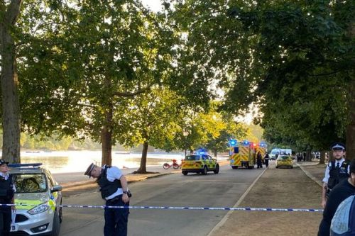 Four men arrested and three stabbed after 'disorder' in centre of London