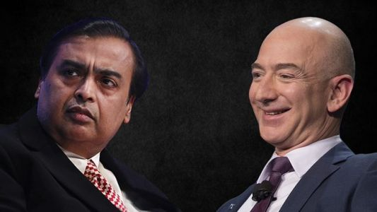 Amazon-Reliance fight may get nasty