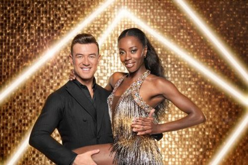 Strictly viewers in disbelief as pro dancer Kai Widdrington's real age is unveiled