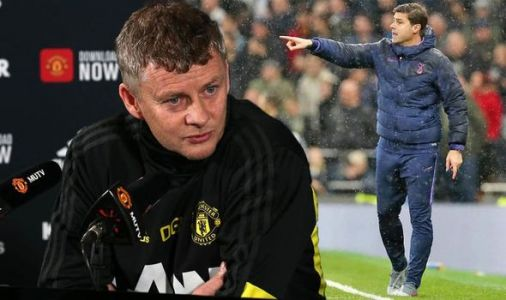 Man Utd boss Ole Gunnar Solskjaer reacts to Mauricio Pochettino rumours after Spurs axe