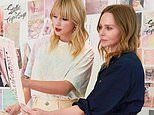 Taylor Swift teases her dreamy new Lover-inspired fashion collaboration with Stella McCartney