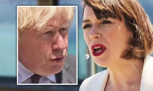 Beth Rigby 'surprised' by Boris Johnson's fierce Brexit stance - EU source startled