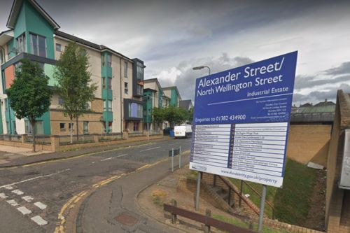 Couple attack boy at playpark in Dundee before driving car towards him