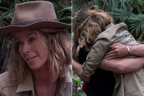 I'm A Celeb's Kate Garraway is ninth star to leave the jungle - narrowly missing out on final