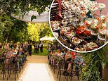 Bride and groom under fire for matching wedding gift values with reception meals