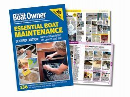 Essential Boat Maintenance book - back by popular demand!
