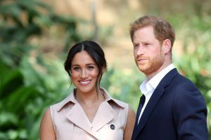 Prince Harry and Meghan Markle have officially bought their first home together