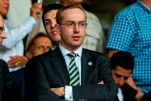 Celtic announce 'evolutionary initiatives' are coming as acting chief Michael Nicholson sends fan message