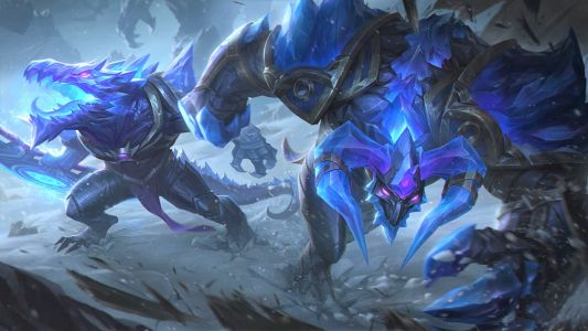 League of Legends patch 10.5 notes - Blackfrost and Hextech skins, and more Wukong testing