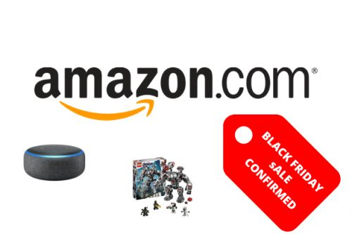 Amazon Black Friday UK 2020: all the offers as early deals go live