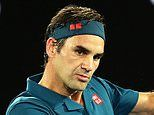 Roger Federer beats Denis Istomin in straight sets in Australian Open first round