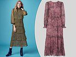What to wear this weekend: FEMAIL picks out tiered dresses for every occasion
