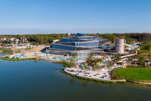 ADVERTORIAL: Inside the Les Villages Nature resort near Disneyland Paris with a huge water park