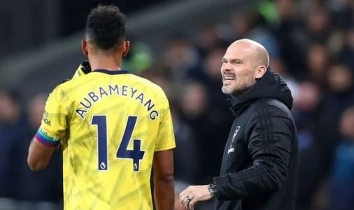 Arsenal star Aubameyang explains Ljungberg's half time team talk for West Ham win