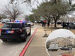 Texas man, 64, shoots his 54-year-old wife and turns gun on himself at doctor's office