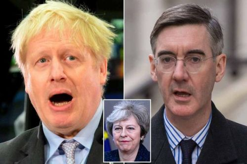 Tory Brexiteers say they'll vote for May's EU deal - only if she steps down as PM