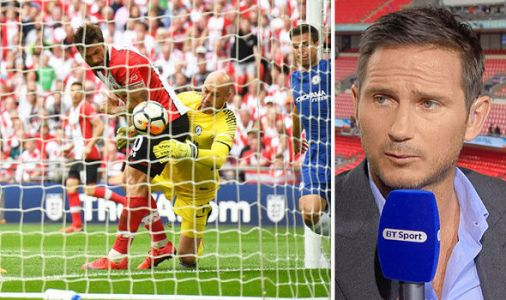 Chelsea news: Southampton goal should have counted in FA Cup semi-final - Frank Lampard