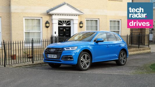 Audi Q5 TFSI e: Audi's plug-in hybrid SUV delivers a smooth, comfortable, quiet ride