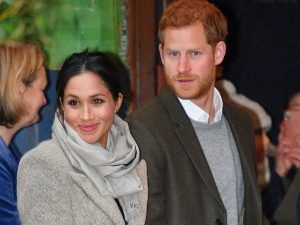 This is what Meghan Markle's surname will be when she marries Prince Harry