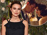 Keira Knightley refuses to film any more sex scenes with male directors
