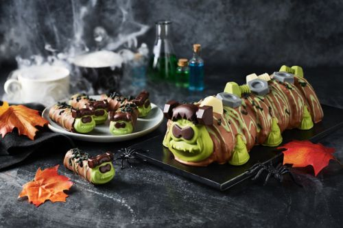 M&S has a petrifying new range of Halloween food perfect for a scary treat